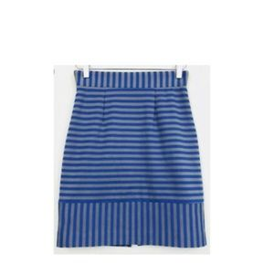 Anthropologie Plenty By Tracy Reese striped skirt